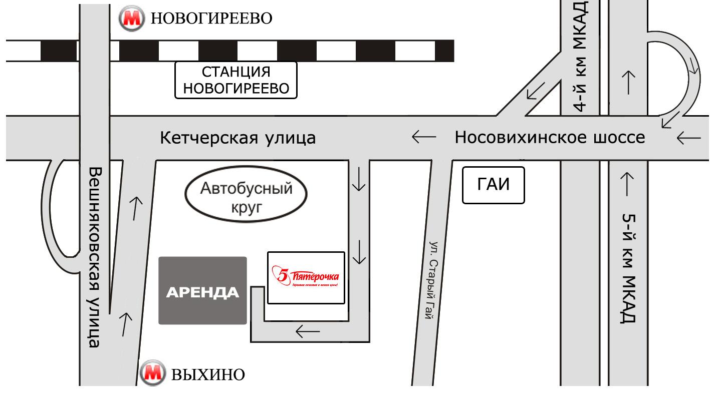 улица кетчерская метро какое