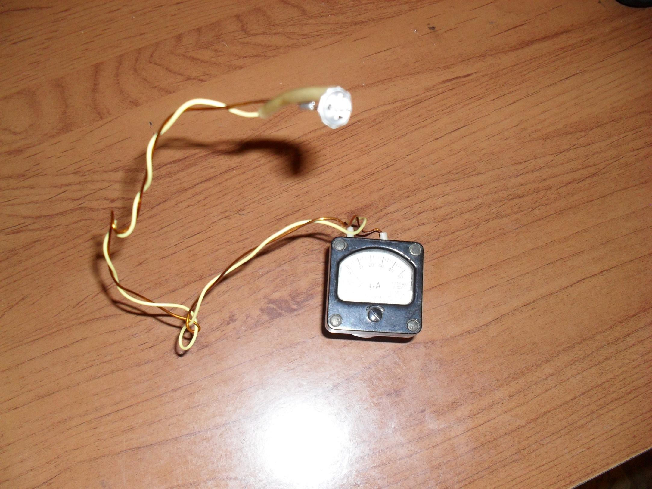 Солнечная батарея из транзисторов Каталог самоделок 62